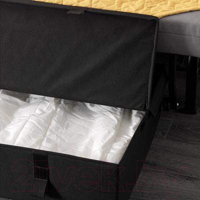 Кресло-кровать Ikea Ликселе Левос 591.341.54 (желтый)