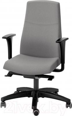 Кресло офисное Ikea Вольмар 591.380.67 (серый)