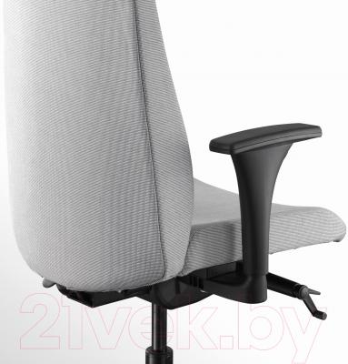 Кресло офисное Ikea Вольмар 591.380.67 (серый) - вид сзади
