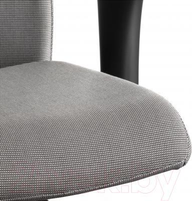 Кресло офисное Ikea Вольмар 591.380.67 (серый) - обивка из ткани