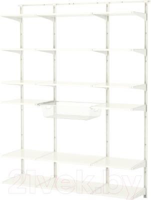 Система хранения Ikea Альгот 591.652.49