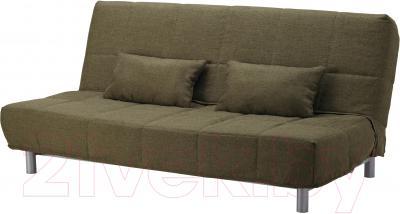 Диван-кровать Ikea Бединге/Алмос 591.710.85 (Олем зеленый)