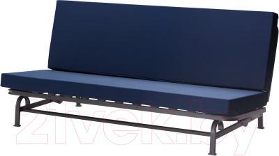 Диван-кровать Ikea Эксарби 598.981.28 (темно-синий)