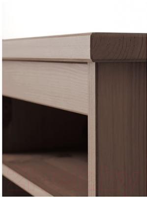 Письменный стол Ikea Хемнэс 690.005.02 (серо-коричневый)