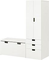 Комплект мебели Ikea Стува 690.166.40 -