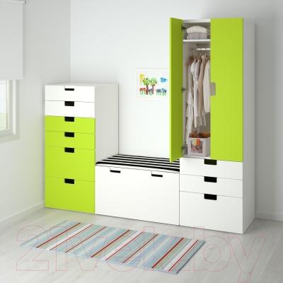 Комплект мебели Ikea Стува 690.176.25