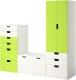 Комплект мебели Ikea Стува 690.176.25 -