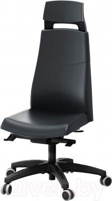 Кресло офисное Ikea Вольмар 690.317.30 (черный)