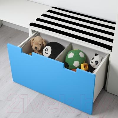 Комплект мебели Ikea Стува 691.281.57