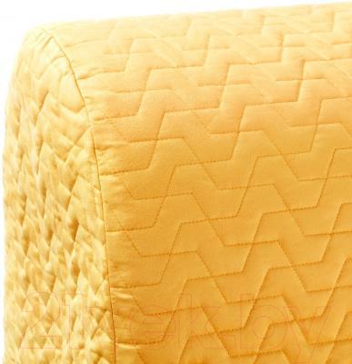 Диван-кровать Ikea Ликселе Мурбо 691.499.42 (Валларум желтый)