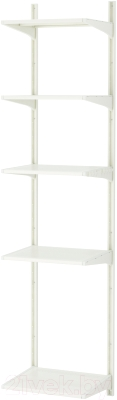 Система хранения Ikea Альгот 290.942.01