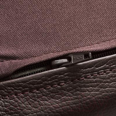 Банкетка Ikea Поэнг 698.291.15 (дубовый шпон/темно-коричневый)