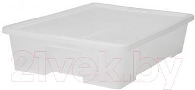 Контейнер для хранения Ikea Самла 698.713.88 (прозрачный)