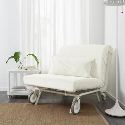 Кресло-кровать Ikea Икеа/Пс Ховет 698.744.24 (белый)