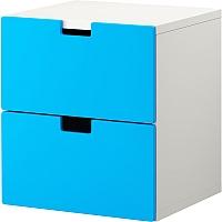 Комод Ikea Стува 290.990.67 (синий) -
