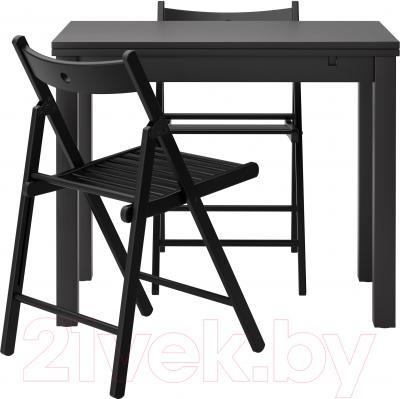 Обеденная группа Ikea Бьюрста / Терье 790.106.52
