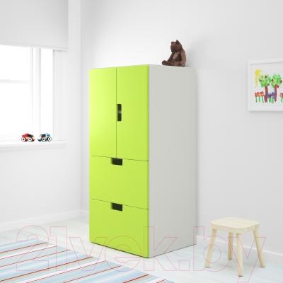 Шкаф Ikea Стува 790.154.09