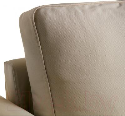 Диван-кровать Ikea Баккабру 790.335.97 (Тигельшо бежевый)