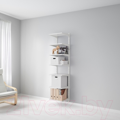 Система хранения Ikea Альгот 790.942.13