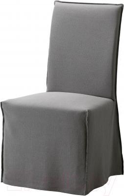 Стул Ikea Хенриксдаль 291.224.59 (дуб/серый)