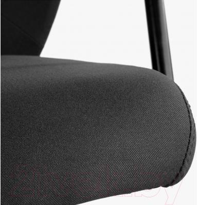 Кресло офисное Ikea Флинтан/Номинель 791.224.47 (черный) - сиденье из ткани
