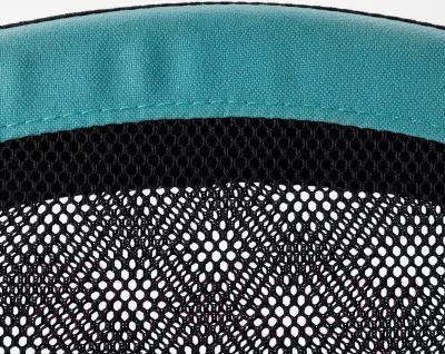 Кресло офисное Ikea Флинтан/Номинель 291.224.78 (бирюзовый) - комбинированная обивка