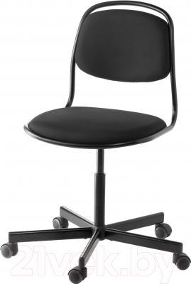 Стул офисный Ikea Орфьелль/Споррен 791.391.84 (черный)