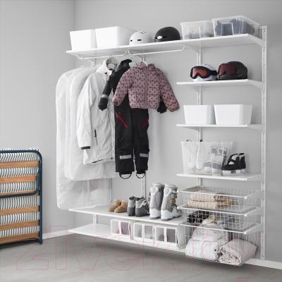Система хранения Ikea Альгот 791.652.29