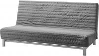Диван-кровать Ikea Бединге Валла 791.710.89 (Книса светло-серый) -