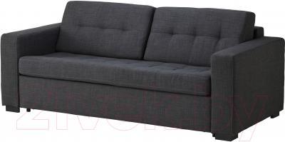 Диван-кровать Ikea Клагсторп/Ласеле 791.720.60 (темно-серый)