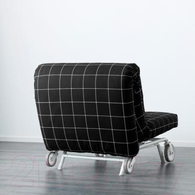Кресло-кровать Ikea Икеа/Пс Ховет 798.744.09 (Руте черный)