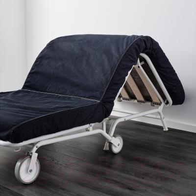 Кресло-кровать Ikea Икеа/Пс Ховет 798.744.28 (темно-синий)