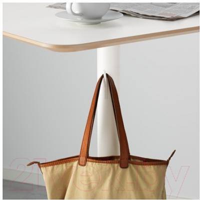 Барный стол Ikea Бильста 291.287.05 (белый/белый)