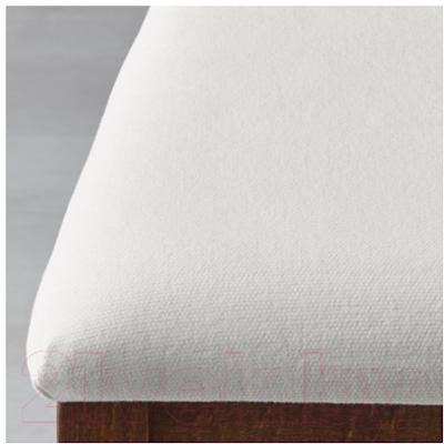 Обеденная группа Ikea Бьюрста / Берье 798.980.71 (коричневый/белый)