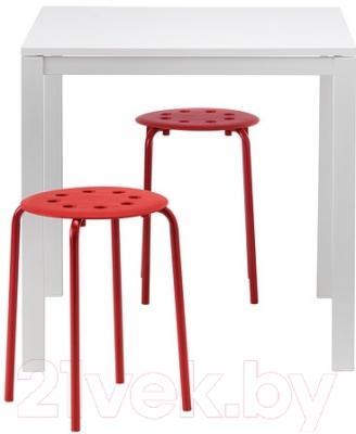 Обеденная группа Ikea Мельторп / Мариус 890.127.59