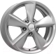 Литой диск KnK KC681 Civic Silver 16x6.5