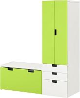 Комплект мебели Ikea Стува 890.167.43 -