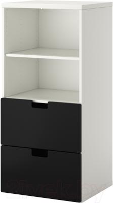 Шкаф Ikea Стува 890.177.33