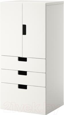 Шкаф Ikea Стува 890.177.71