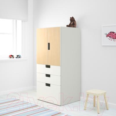 Шкаф Ikea Стува 890.309.56