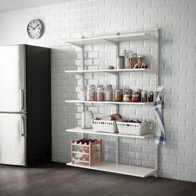Система хранения Ikea Альгот 890.942.03