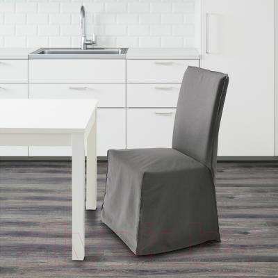 Стул Ikea Хенриксдаль 891.224.56 (белый/серый)