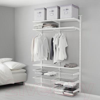 Система хранения Ikea Альгот 291.652.41