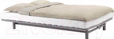 Диван-кровать Ikea Бединге Мурбо 891.289.86 (Книса малиновый)