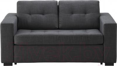 Диван-кровать Ikea Клагсторп/Лэннэс 891.670.01 (темно-серый) - вид спереди