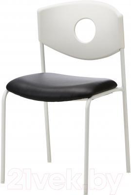 Стул офисный Ikea Стольян 899.074.52 (черный)