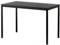 Обеденный стол Ikea Тэрендо 990.004.83 (черный) -
