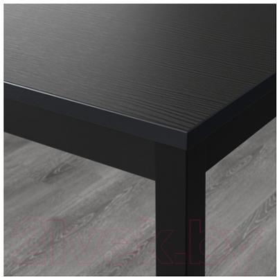 Обеденный стол Ikea Тэрендо 990.004.83 (черный)