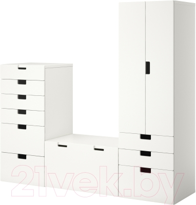 Комплект мебели Ikea Стува 990.176.00