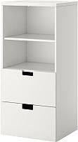 Шкаф Ikea Стува 990.176.76 -